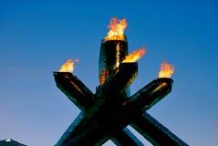 2010 gier olimpijska Vancouver zima Zdjęcie Royalty Free