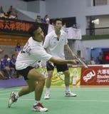 2010 het Kampioenschap van het Badminton WUC Stock Afbeelding
