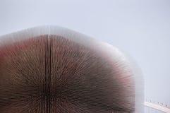 2010 het Paviljoen van Shanghai Expo het UK Royalty-vrije Stock Foto
