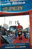 2010 ironman southafrican Obrazy Royalty Free