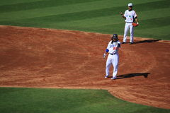 2010 jogos de MLB Formosa Fotos de Stock Royalty Free