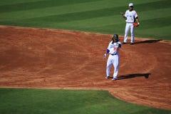 2010 juegos de MLB Taiwán Fotos de archivo libres de regalías