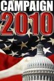 2010 kampania Zdjęcie Stock
