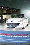 2010 karnawałowych coty2u malezyjczyka silników obraz stock
