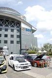 2010 karnawałowych coty2u malezyjczyka silników obrazy stock