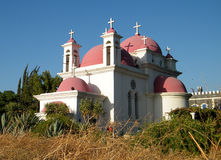 2010 kościelnych kapernaum Zdjęcia Royalty Free