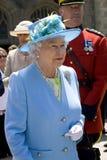 2010 Koninklijke Reis - Ottawa Royalty-vrije Stock Afbeelding
