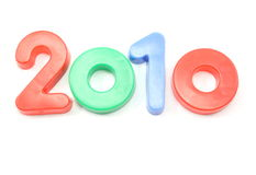 2010 Magnets Stock Images