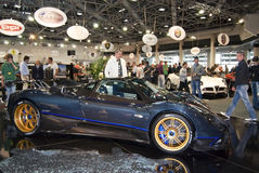 2010 marques Monaco pagani wierzchołek zdjęcia stock