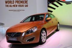 2010 motorowy Geneva przedstawienie s60 Volvo Zdjęcie Stock
