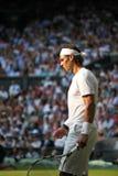 2010 nadal rafeal Wimbledon Zdjęcie Royalty Free