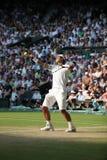 2010 nadal rafeal Wimbledon Obraz Stock