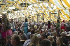 2010年oktoberfest的慕尼黑 库存图片