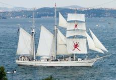 2010 Oman regatta shabab wysyła wysokiego Zdjęcie Stock