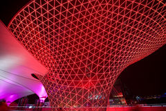 2010 osi expo noc Shanghai słońca dolina zdjęcia stock