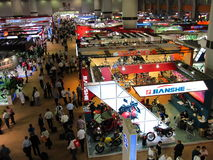 2010 porcelany eksportowy jarmarku import vehical zdjęcie stock