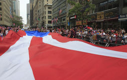 2010 Puerto Rican Day Parade Royalty Free Stock Image