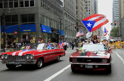 2010 Puerto Rican Day Parade Royalty Free Stock Images