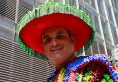 2010 Puerto Rican Day Parade Royalty Free Stock Photo