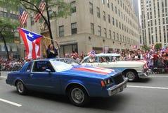 2010 Puertorikaner-Tagesparade Lizenzfreies Stockbild