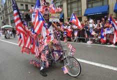 2010 Puertorikaner-Tagesparade Lizenzfreie Stockfotografie