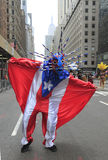 2010 Puertorikaner-Tagesparade Stockbild