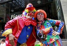 2010 Puertorikaner-Tagesparade Stockfotografie