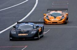 2010 race för mosler mt900r för challenge supercar holländsk Royaltyfri Foto