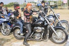 2010 rowerów hin Hua tydzień Obrazy Royalty Free