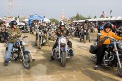 2010 rowerów hin Hua tydzień Fotografia Royalty Free