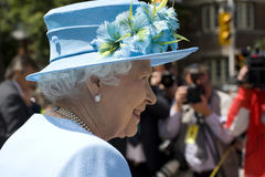 2010 Royal Tour - Ottawa Stock Photography