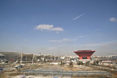 2010 shanghai Expo Stock Photo