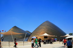 2010 shanghai expo Stock Photography