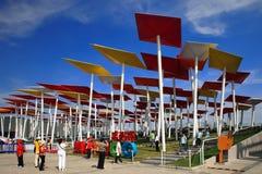2010 Shanghai Expo Stock Fotografie