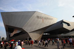 2010 Shanghai Expo Royalty-vrije Stock Afbeelding
