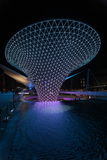 2010 shanghai expo axis Stock Image