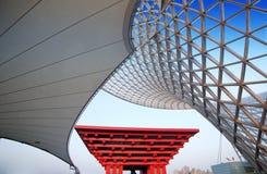 2010 Shanghai Expo China Pavilion Royalty Free Stock Photos