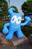 2010 shanghai expo mascot haibao Royalty Free Stock Images