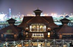 2010 shanghai expo Nepal Pavilion Royalty Free Stock Photos