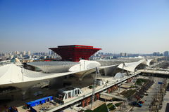 2010 Shanghai World Expo Royalty Free Stock Photos