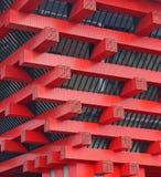 2010 Shanghai World Expo China Pavilion Stock Photo