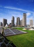 2010 Shanghai World Expo Park Stock Photo