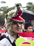 2010 Taiwan LGBT Pride Parade Royalty Free Stock Photography