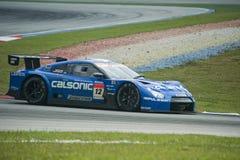 2010 TEAM IMPUL VAN DE REEKS Â VAN AUTOBACS HET SUPER GT Stock Foto
