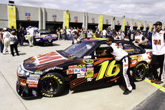 2010 van Biffle van Greg Al Doorwaadbare plaats van 3M van de Ster #16 Stock Fotografie