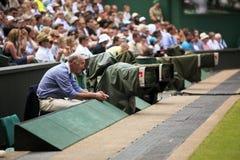 2010 Wimbledon Zdjęcie Royalty Free