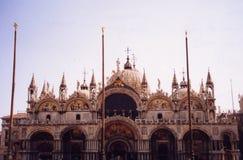 二意大利marco圣venezia 库存照片