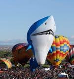 2011个气球节日国际 免版税库存照片
