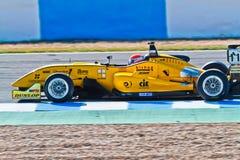 2011年冠军欧洲f3 免版税库存图片