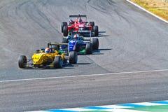2011年冠军欧洲f3 库存照片
